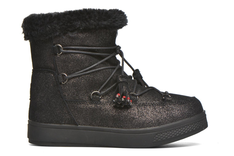 Boots en enkellaarsjes Colors of California Fiore Zwart achterkant