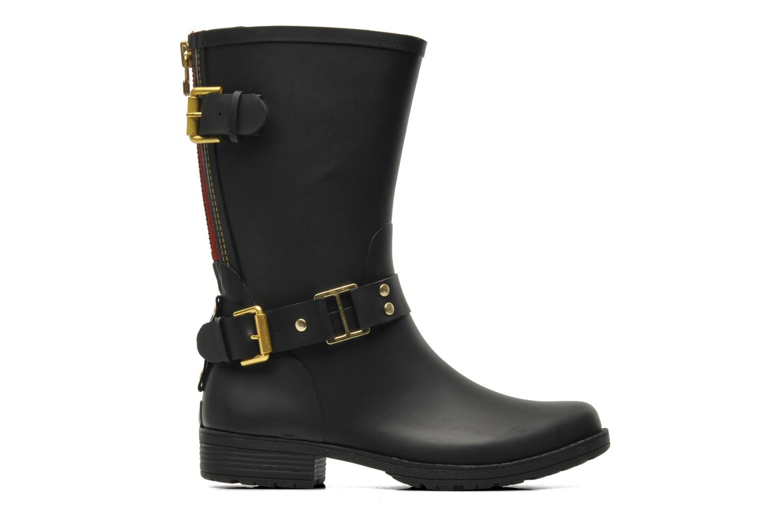 Bottines et boots Colors of California Greta Noir vue derrière