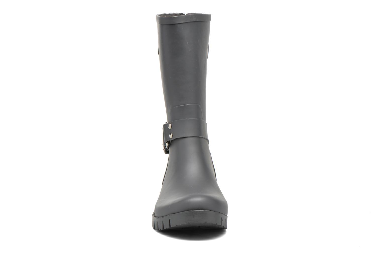 Bottines et boots Colors of California Greta Gris vue portées chaussures
