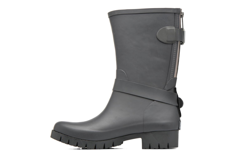 Boots en enkellaarsjes Colors of California Greta Grijs voorkant