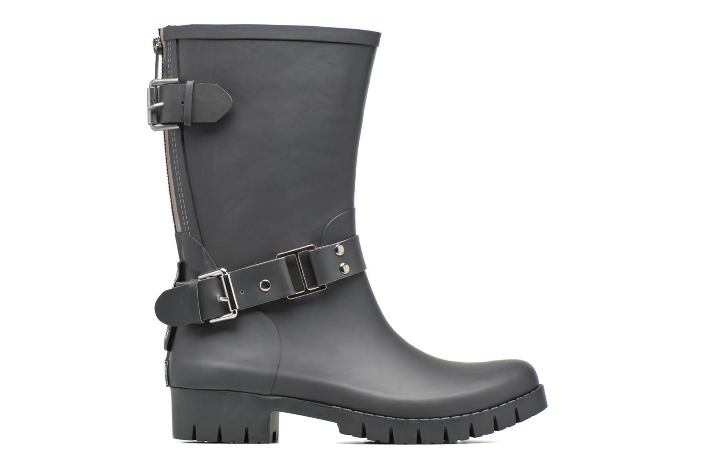 Bottines et boots Colors of California Greta Gris vue derrière
