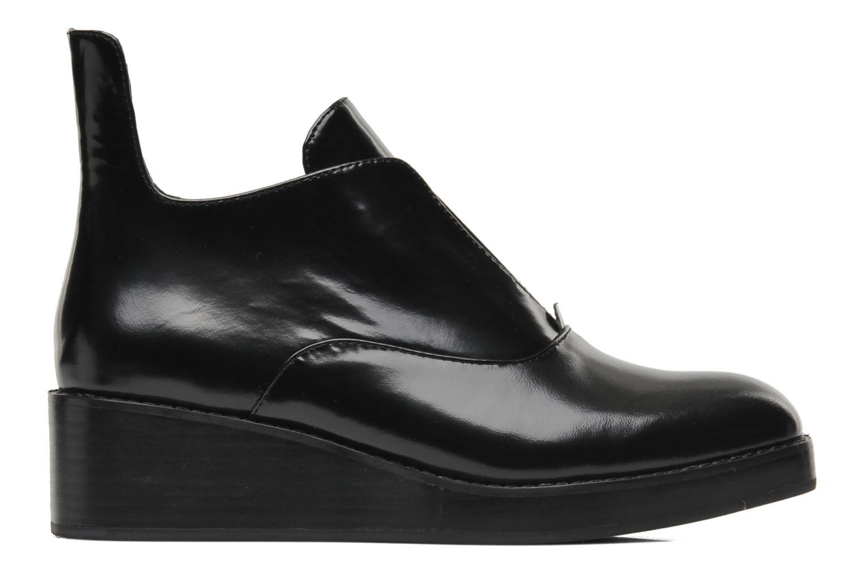 Bottines et boots Jeffrey Campbell Westerly Noir vue derrière
