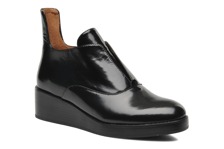 Bottines et boots Jeffrey Campbell Westerly Noir vue détail/paire