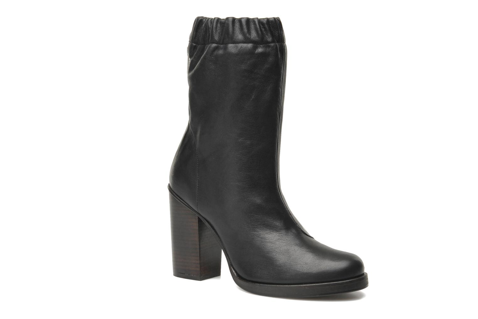 Lucie Mid Boot Black 001