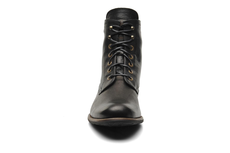 Bottines et boots Floris Van Bommel Roy Noir vue portées chaussures