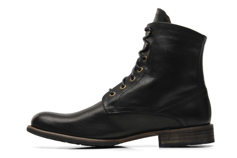 Bottines et boots Floris Van Bommel Roy Noir vue face
