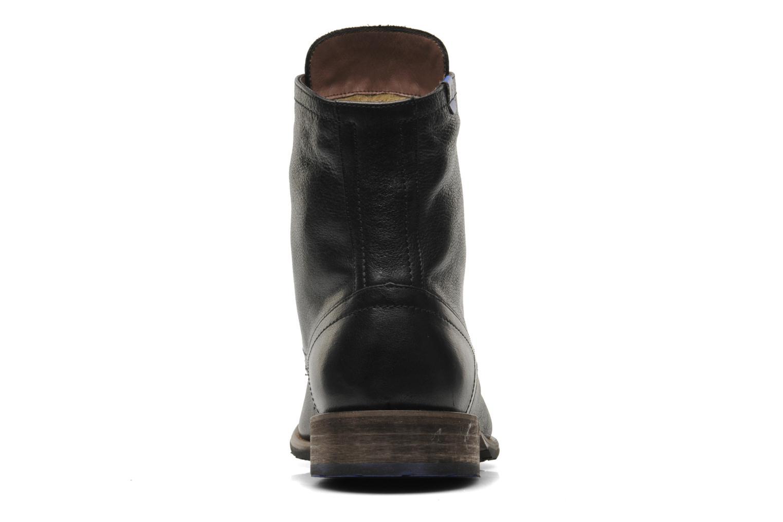 Bottines et boots Floris Van Bommel Roy Noir vue droite