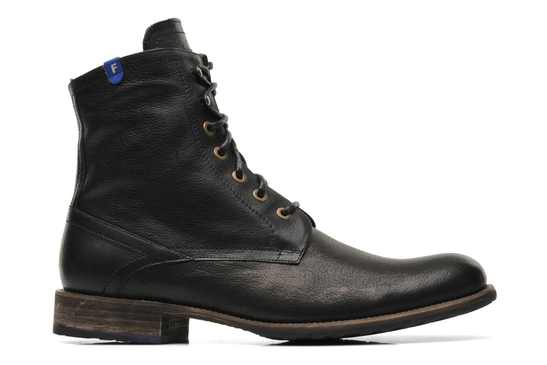 Bottines et boots Floris Van Bommel Roy Noir vue derrière