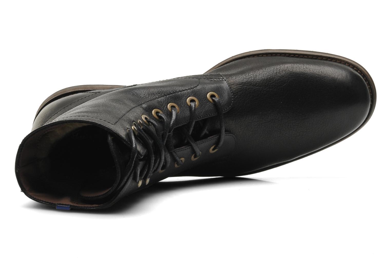 Bottines et boots Floris Van Bommel Roy Noir vue gauche