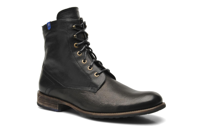 Bottines et boots Floris Van Bommel Roy Noir vue détail/paire