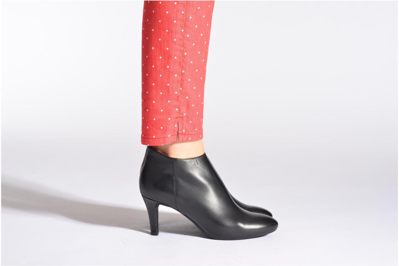 Boots en enkellaarsjes Unisa Limba Zwart onder