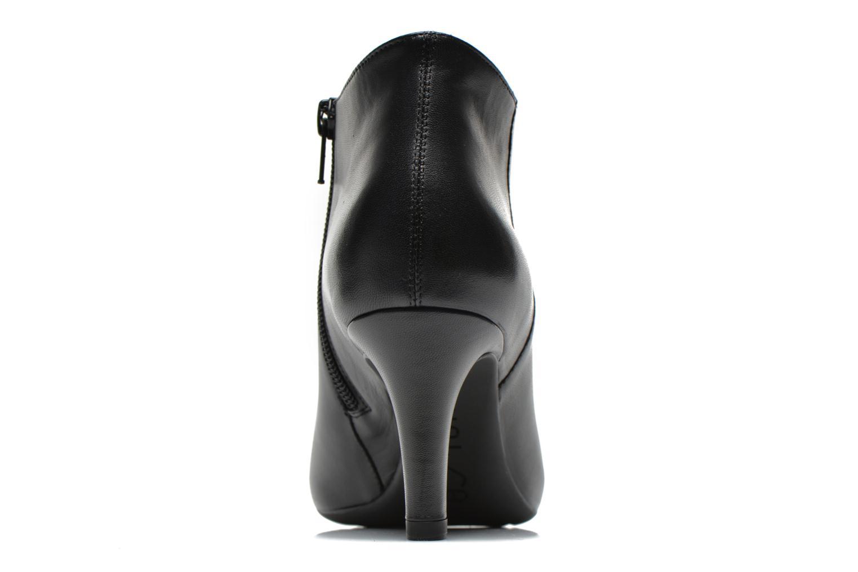 Boots en enkellaarsjes Unisa Limba Zwart rechts