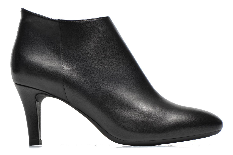 Boots en enkellaarsjes Unisa Limba Zwart achterkant