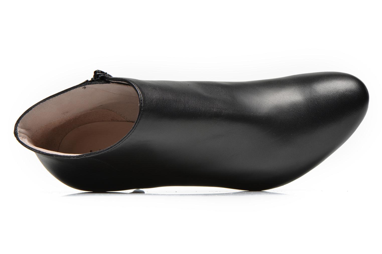 Boots en enkellaarsjes Unisa Limba Zwart links