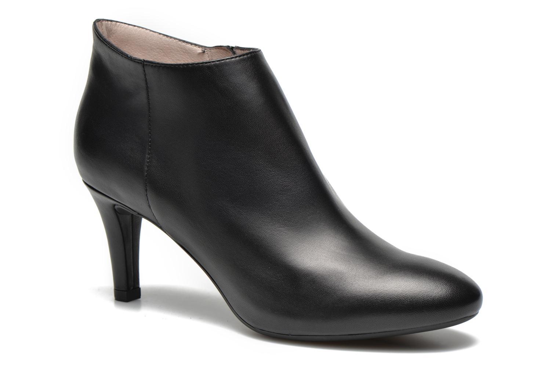 Boots en enkellaarsjes Unisa Limba Zwart detail