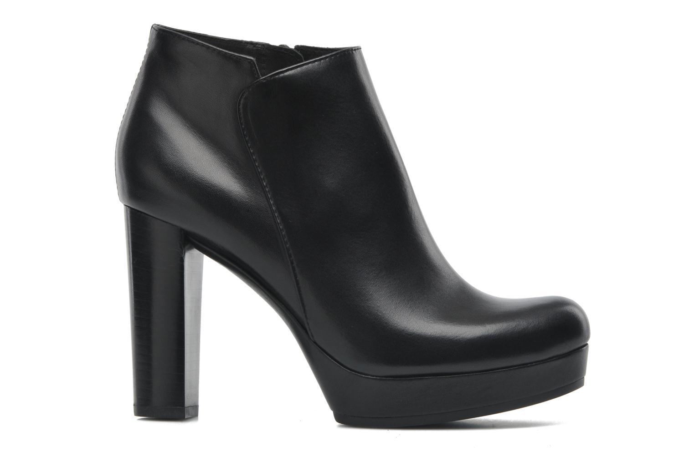 Boots en enkellaarsjes Unisa Medina Zwart achterkant