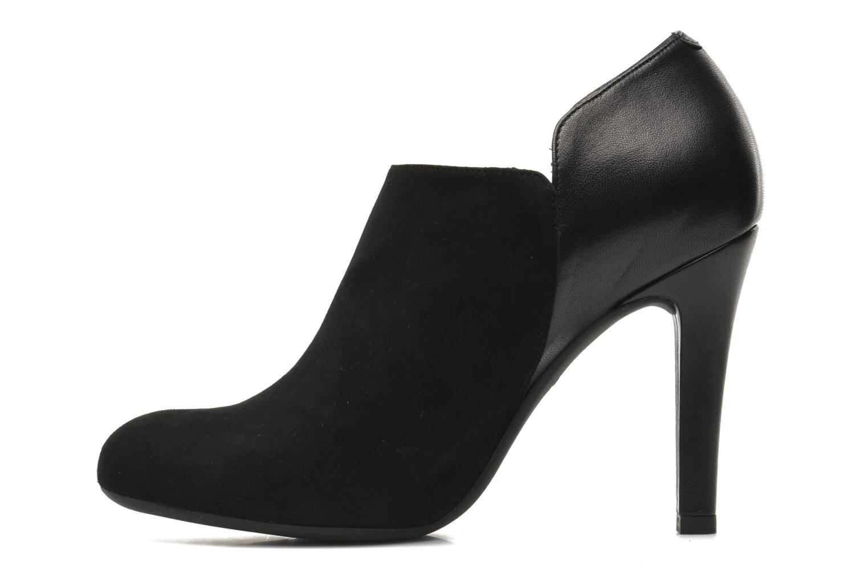 Boots en enkellaarsjes Unisa Pumin Zwart voorkant