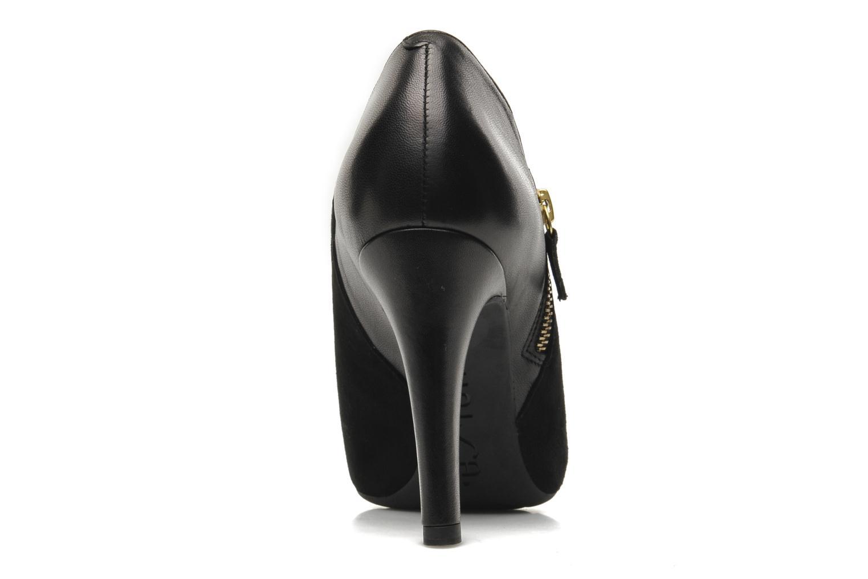 Boots en enkellaarsjes Unisa Pumin Zwart rechts