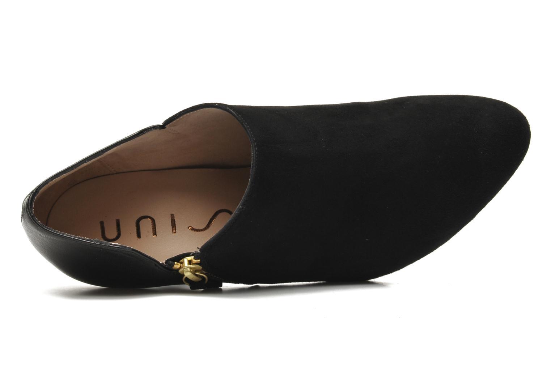 Bottines et boots Unisa Pumin Noir vue gauche