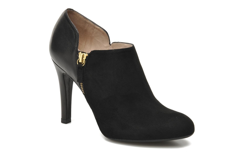 Boots en enkellaarsjes Unisa Pumin Zwart detail