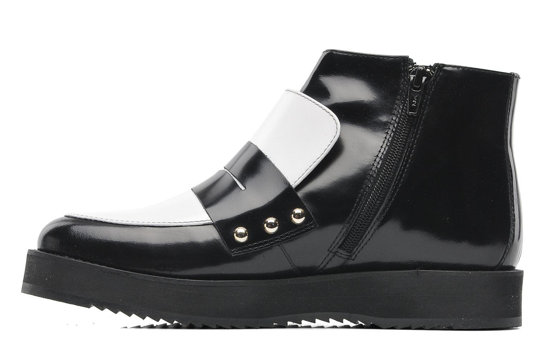 Bottines et boots MySuelly Charlie Noir vue face