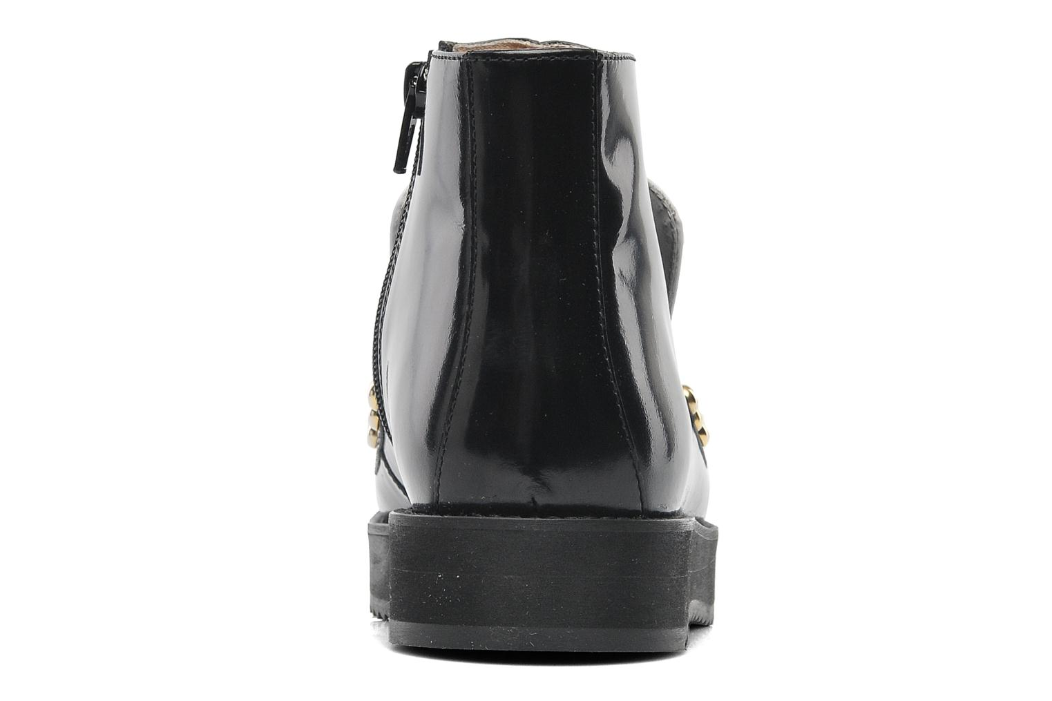 Ankle boots MySuelly Charlie Black view from the right