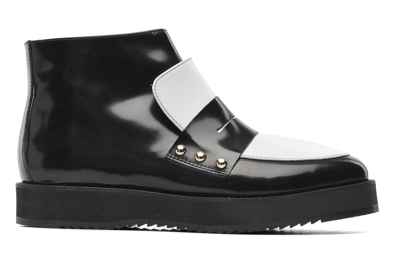 Bottines et boots MySuelly Charlie Noir vue derrière