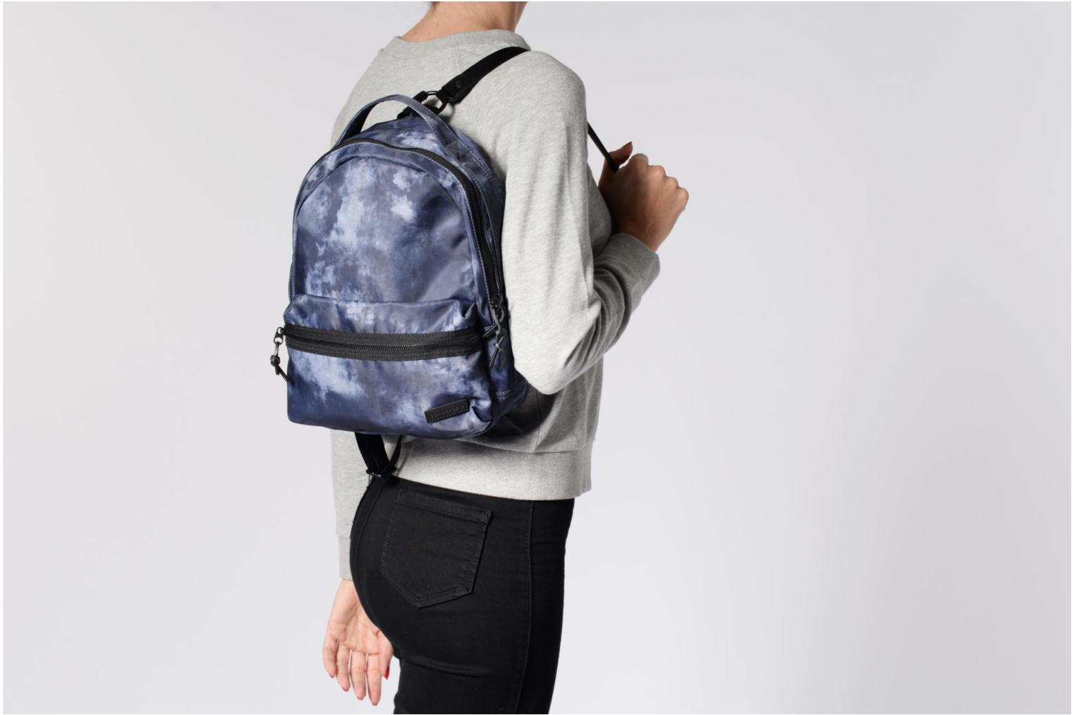 Mochilas Converse Mini Backpack Gris vista de arriba