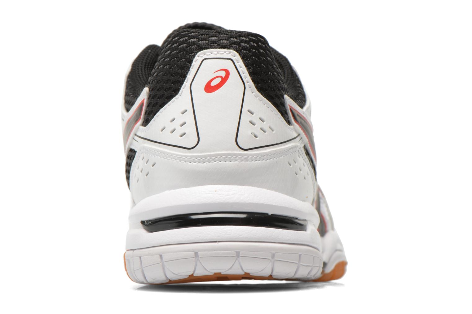 Sport shoes Asics Gel-Rocket 7 White view from the right