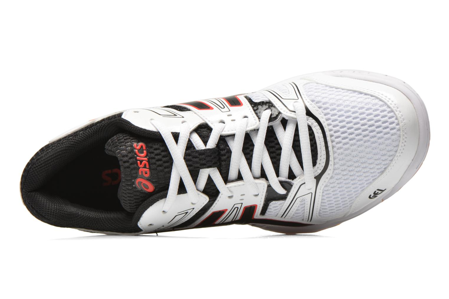 Sport shoes Asics Gel-Rocket 7 White view from the left