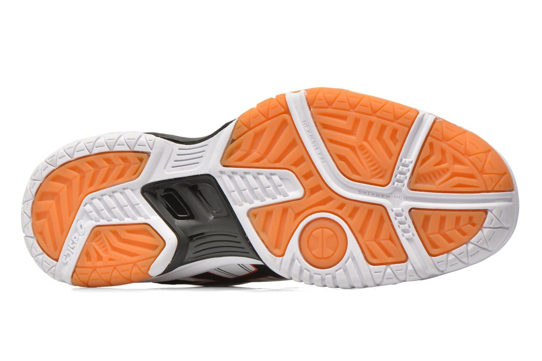 Chaussures de sport Asics Gel-Rocket 7 Blanc vue haut