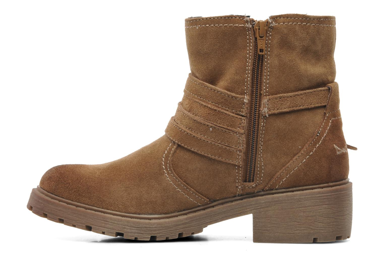 Boots en enkellaarsjes Dockers Holly V Bruin voorkant
