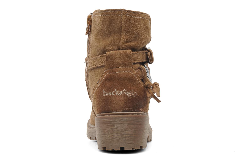 Boots en enkellaarsjes Dockers Holly V Bruin rechts