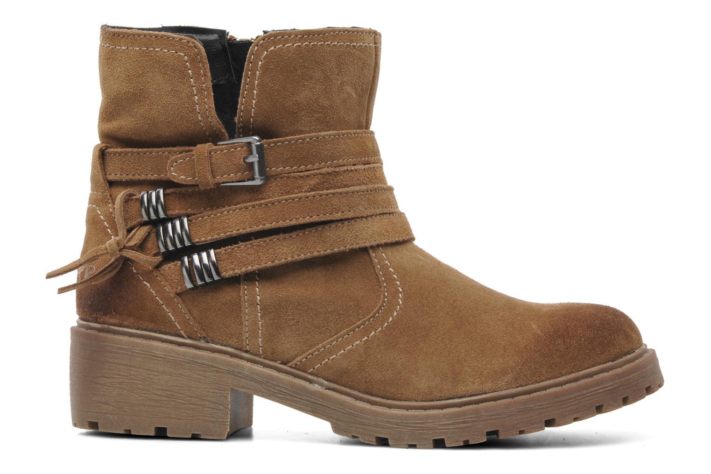 Boots en enkellaarsjes Dockers Holly V Bruin achterkant