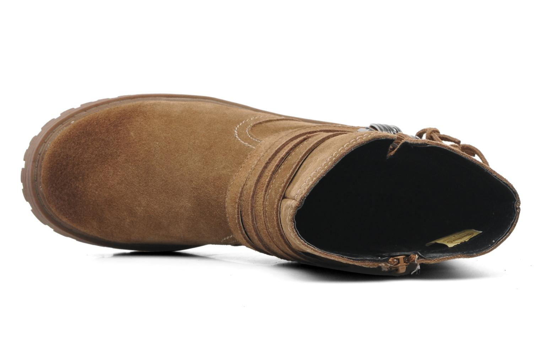 Boots en enkellaarsjes Dockers Holly V Bruin links