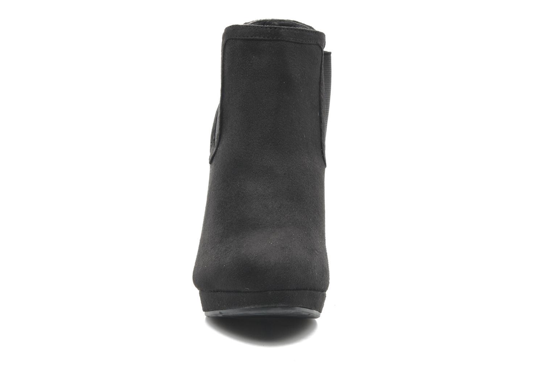 Bottines et boots Xti Judor Noir vue portées chaussures
