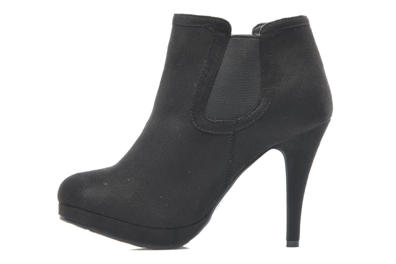 Bottines et boots Xti Judor Noir vue face