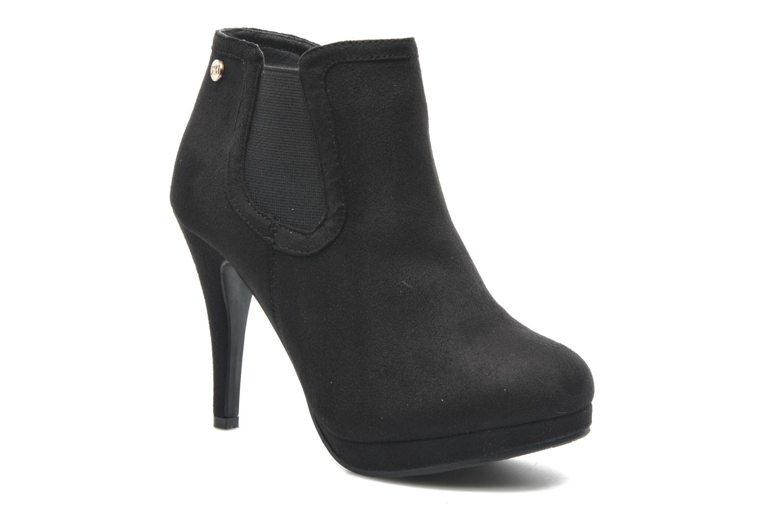 Bottines et boots Xti Judor Noir vue détail/paire
