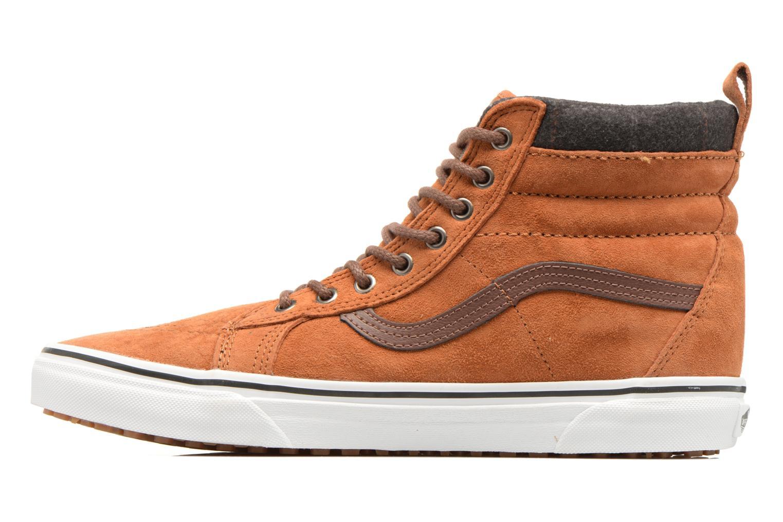 Sneakers Vans SK8-Hi MTE Marrone immagine frontale