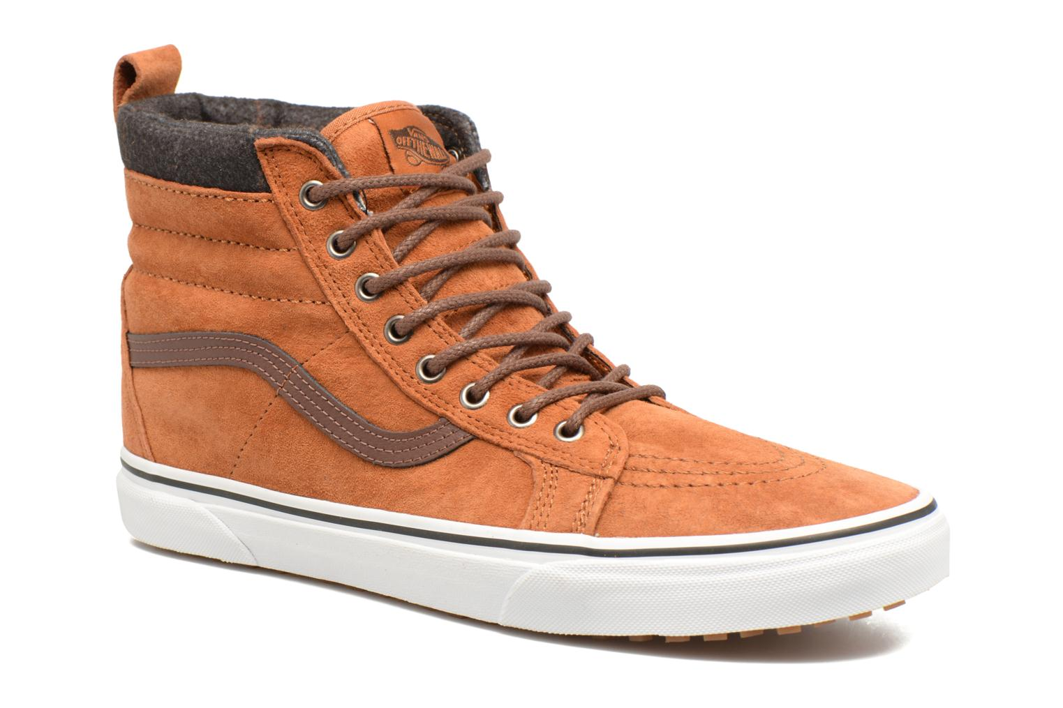 SK8-Hi MTE (Mte) glazed ginger / Plaid