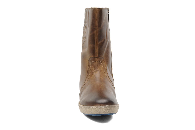 Stiefeletten & Boots Gaastra Atka braun schuhe getragen