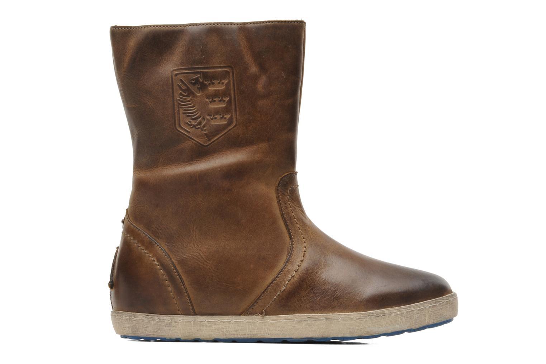 Stiefeletten & Boots Gaastra Atka braun ansicht von hinten