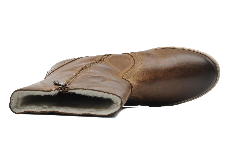 Stiefeletten & Boots Gaastra Atka braun ansicht von links