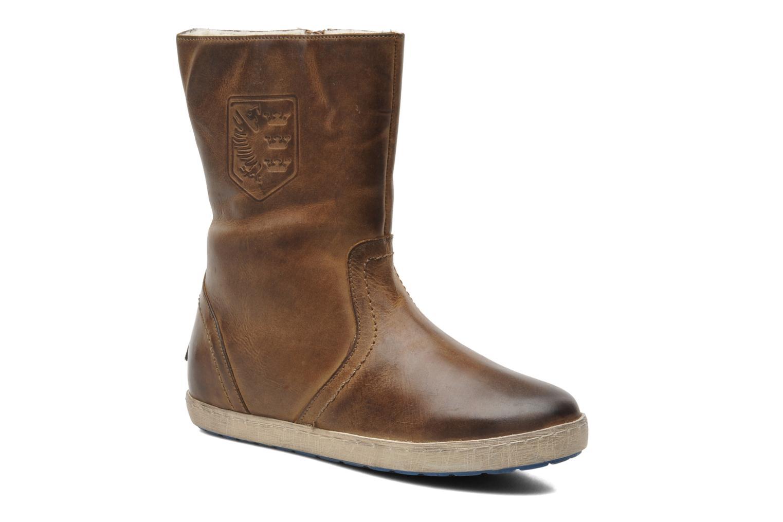 Stiefeletten & Boots Gaastra Atka braun detaillierte ansicht/modell