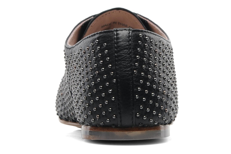 Chaussures à lacets Bloch Gwen Noir vue droite