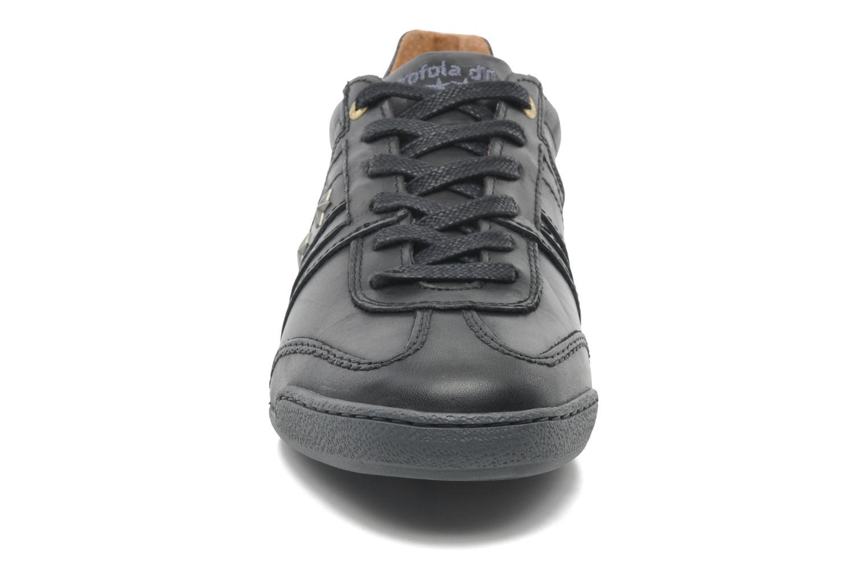 Baskets Pantofola d'Oro Ascoli Piceno Low Uni Men Noir vue portées chaussures