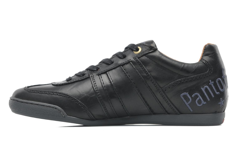 Baskets Pantofola d'Oro Ascoli Piceno Low Uni Men Noir vue face