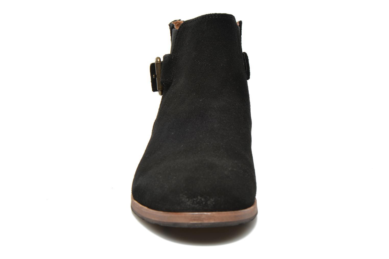 Boots en enkellaarsjes Schmoove Drive boots Zwart model