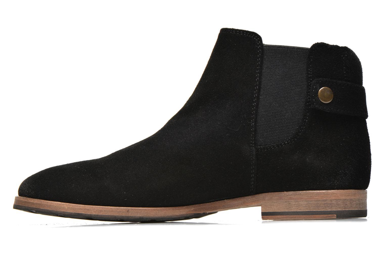 Boots en enkellaarsjes Schmoove Drive boots Zwart voorkant