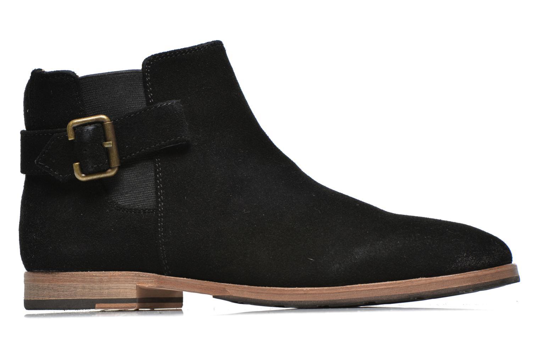 Boots en enkellaarsjes Schmoove Drive boots Zwart achterkant